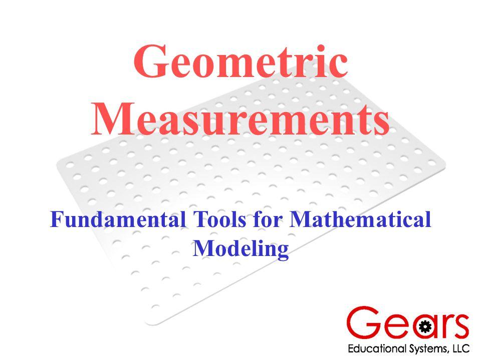 Geometric Measurements Area