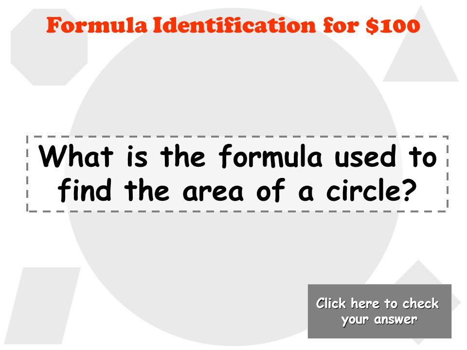 500 100 200 300 100 300 200 300 200 100 200 500 300 100 400 SF, SA & Volume Formula Identification Vocabulary Terms VolumeSurface Area 200 Filling & Wrapping