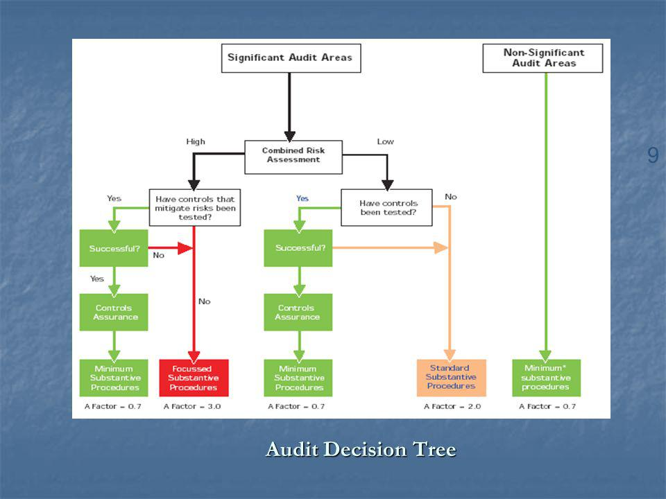 9 Audit Decision Tree