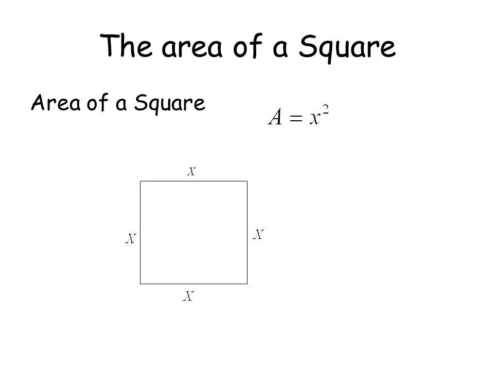 Postulate If two polygons are congruent, then they have the same area.