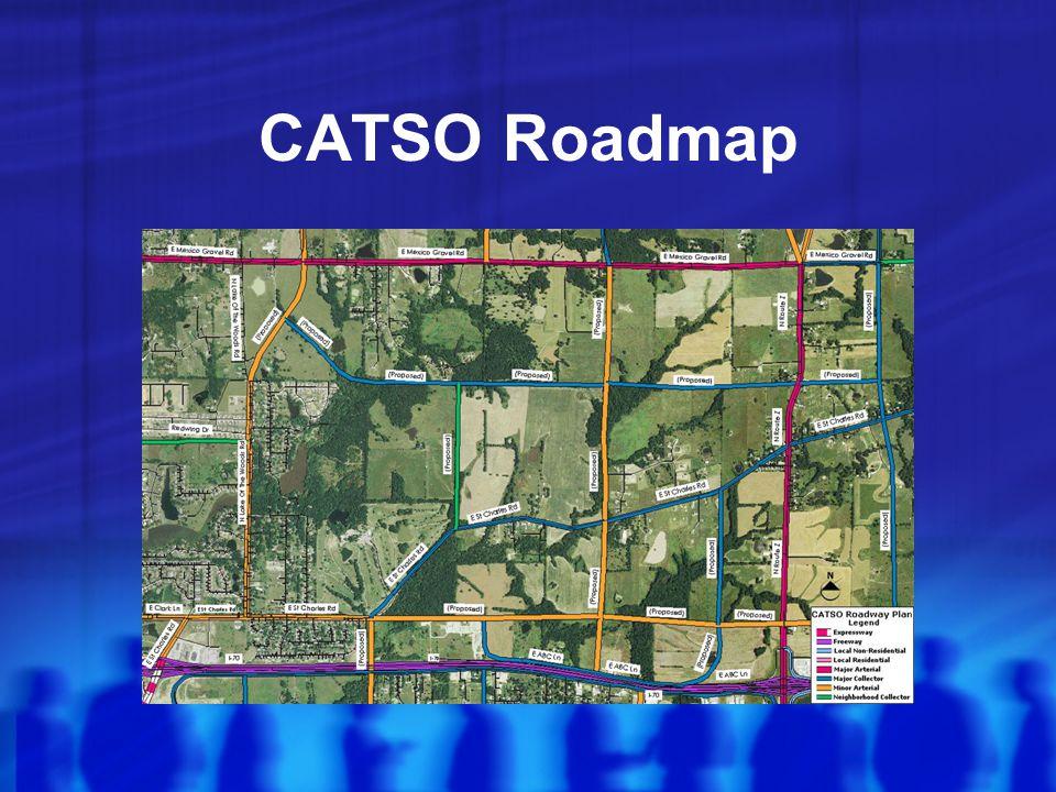 CATSO Roadmap