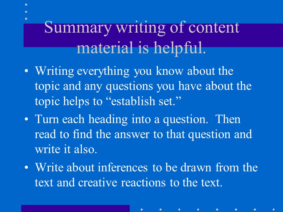 Critical reading skills: Analyzing and evaluating information is necessary after you have found the information.