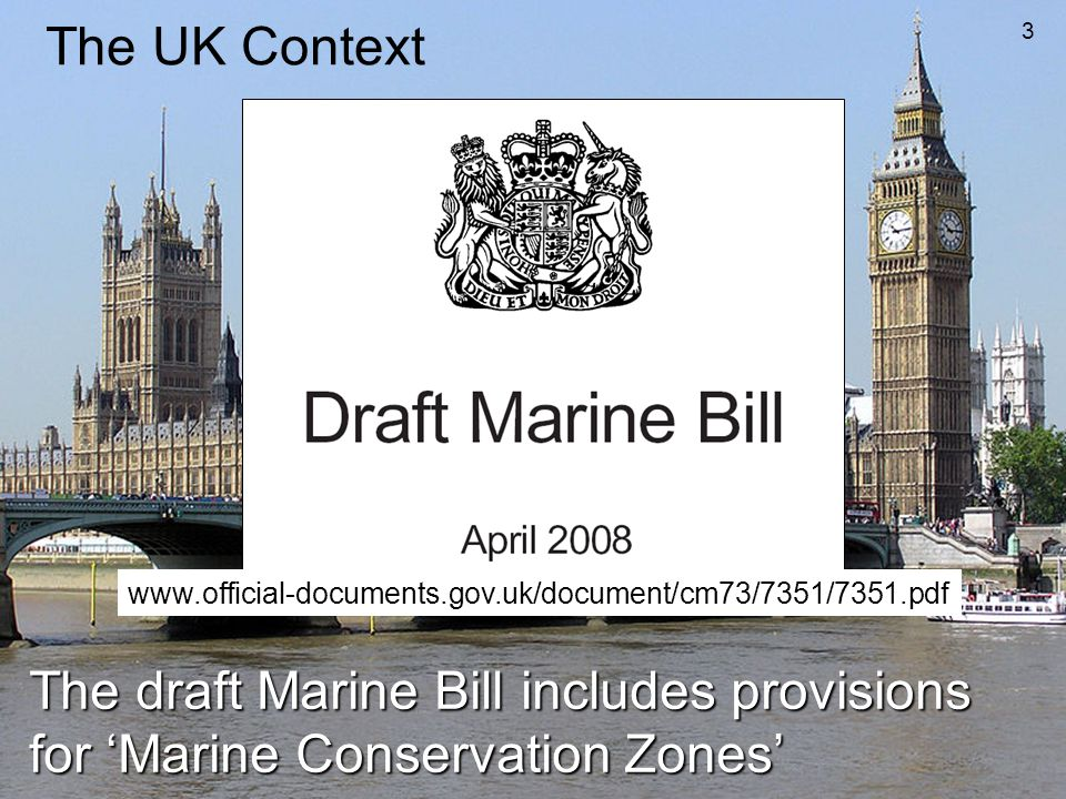 The presentation Why MPAs and especially highly protected marine nature reserves are needed.