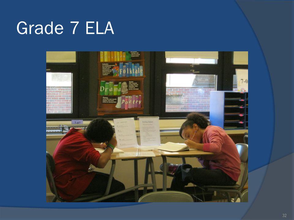 Grade 7 ELA 32