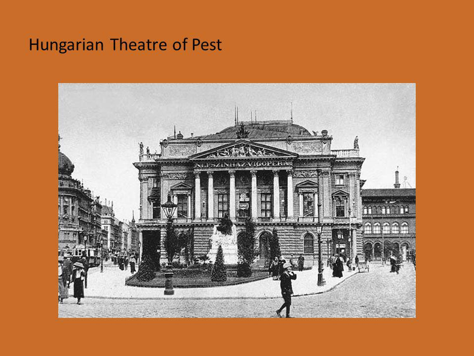 Hungarian Theatre of Pest