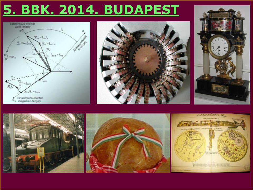 5. BBK. 2014. BUDAPEST Felsőfokú oktatás Felsőfokú oktatás PhD Ma/MSc Ba/BSc FoSzk