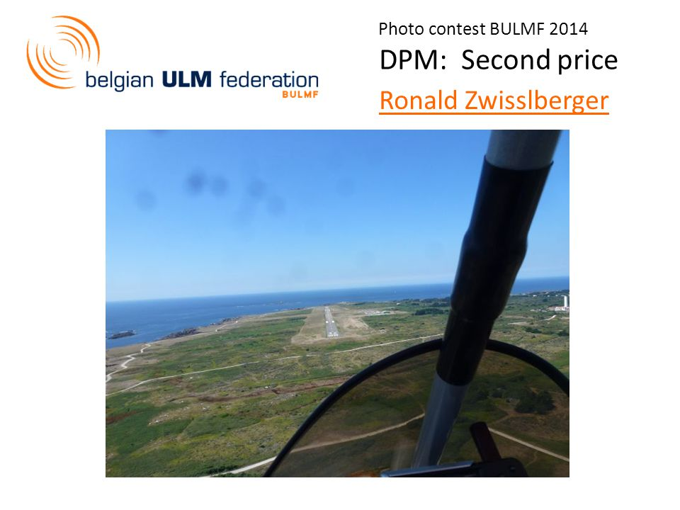 Photo contest BULMF 2014 DPM: Second price Ronald Zwisslberger