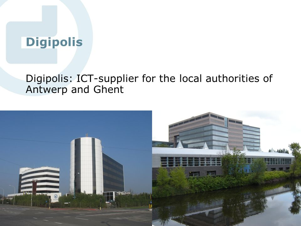 © Digipolis Results e-notification/e-tendering Flanders Percentage of electronic offers