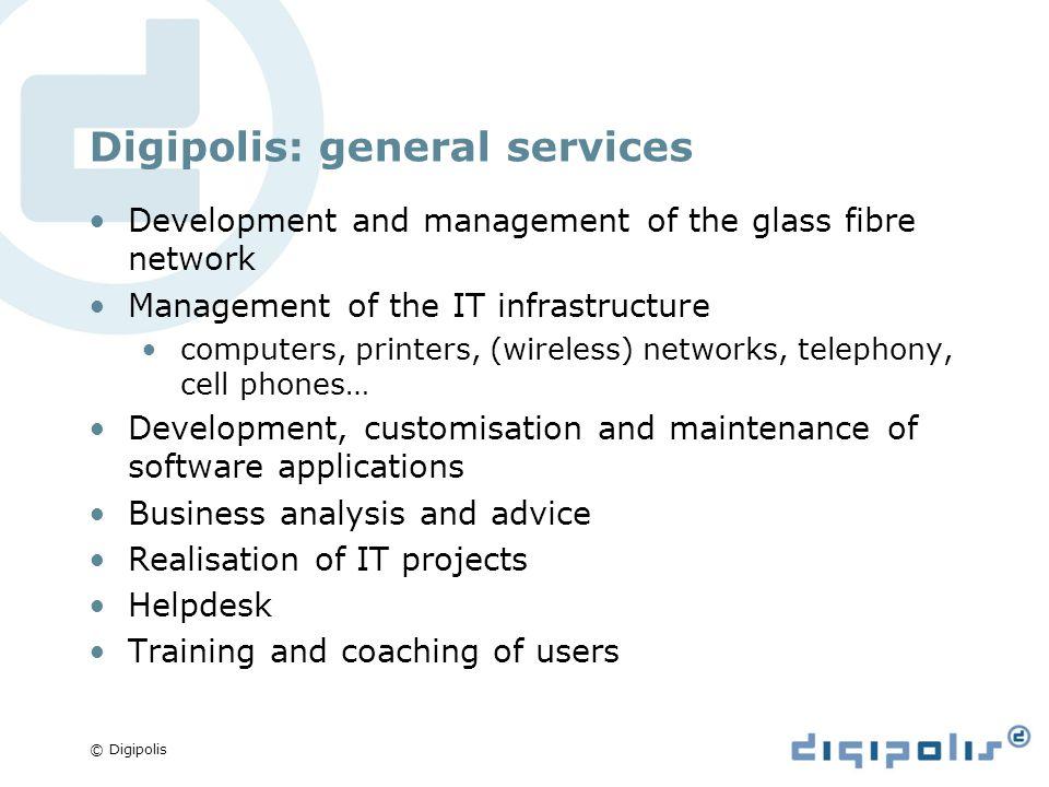 © Digipolis Questions