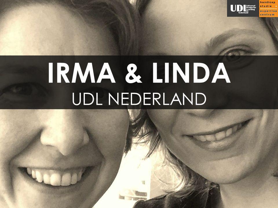 IRMA & LINDA UDL NEDERLAND