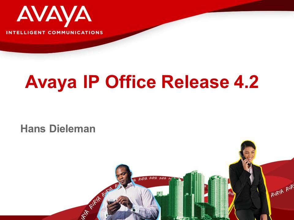 © 2008 Avaya Inc.All rights reserved. Avaya Proprietary © 2008 Avaya Inc.