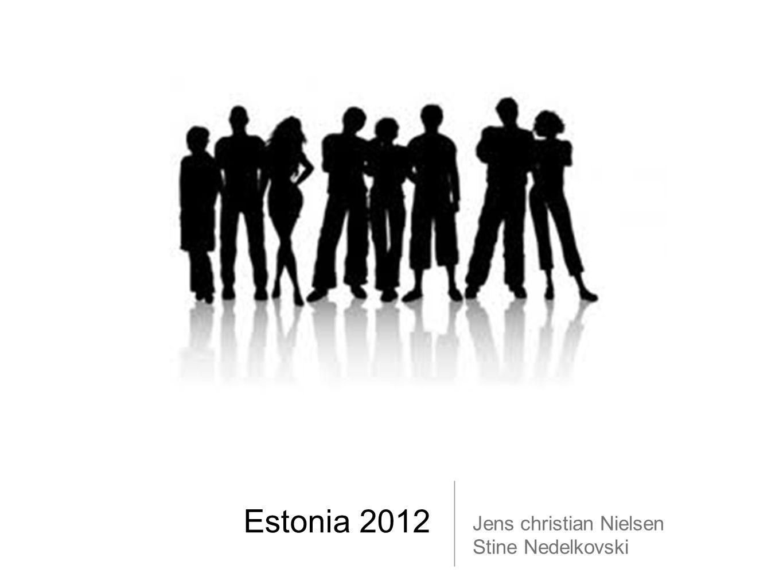 Estonia 2012 Jens christian Nielsen Stine Nedelkovski