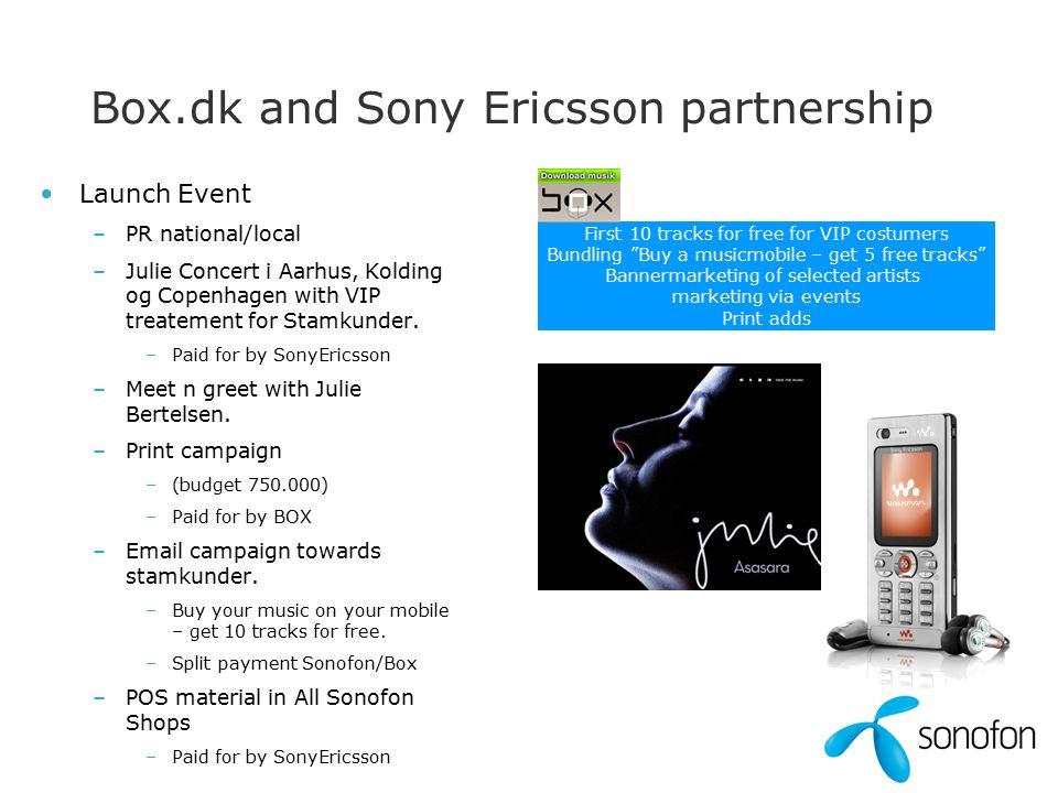 SonyEricsson and Sonofon Music tour Tjecktour 2007 (music event) –Kolding – 12.