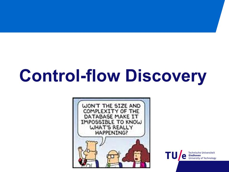 Control-flow Discovery