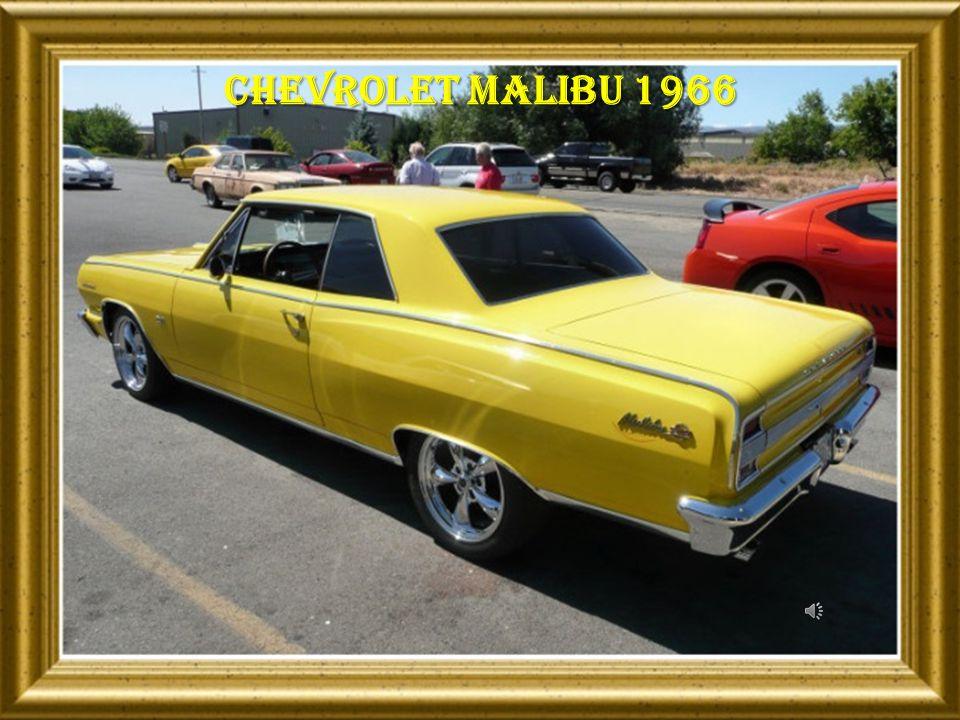 Chevrolet Malibu 1966