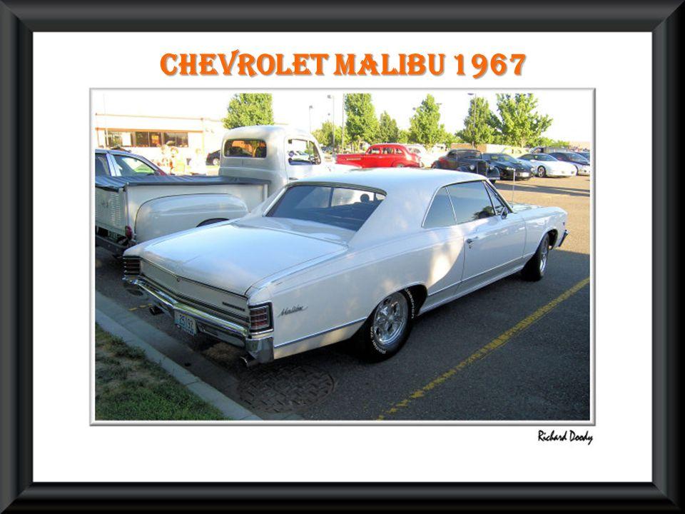 Chevrolet Malibu 1967