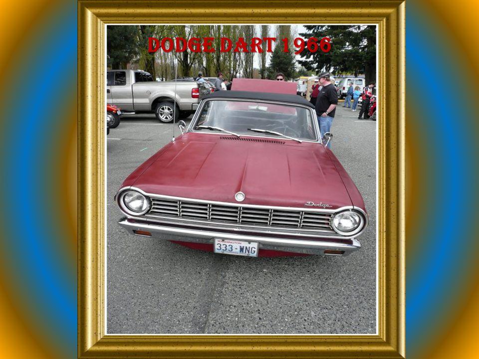 Dodge dart 1962