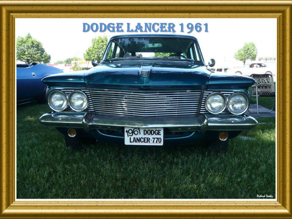 Dodge lancer 1961