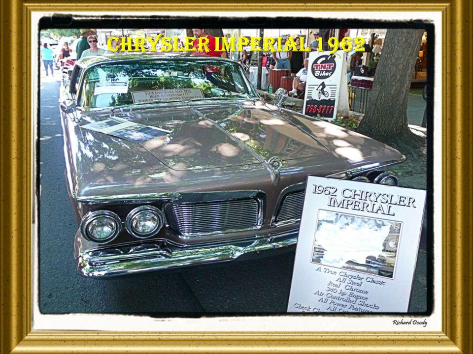 Dodge dart 1966