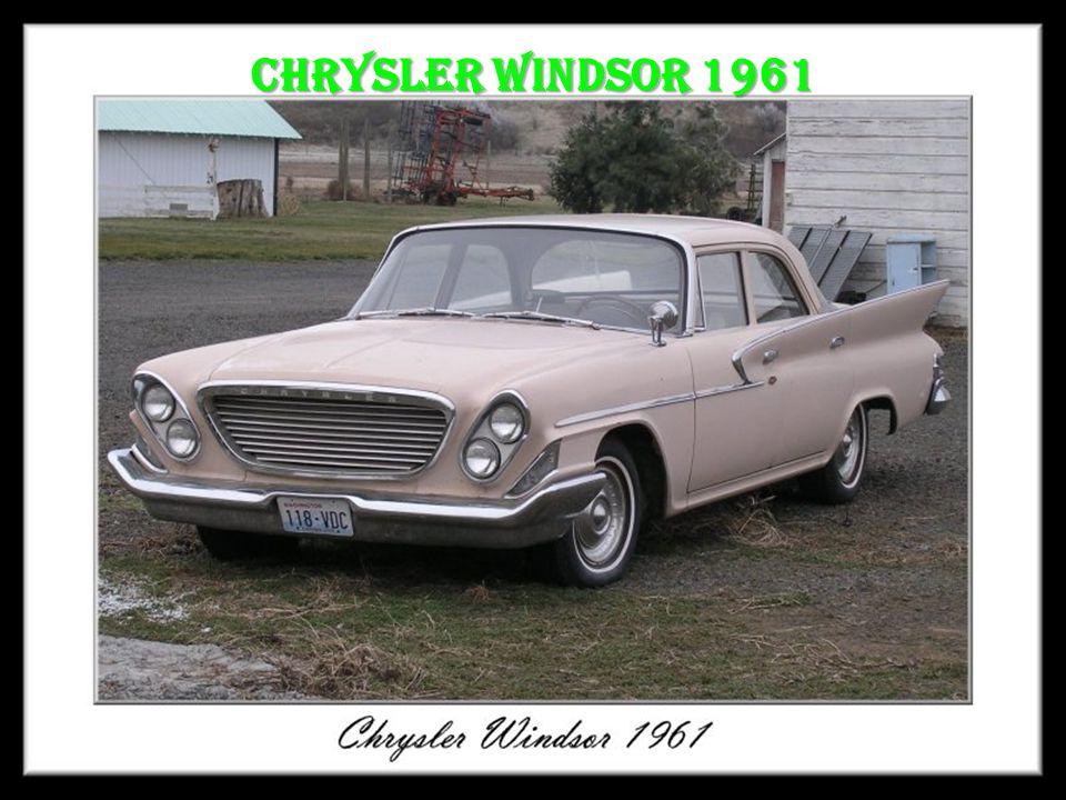 Chrysler Windsor 1961