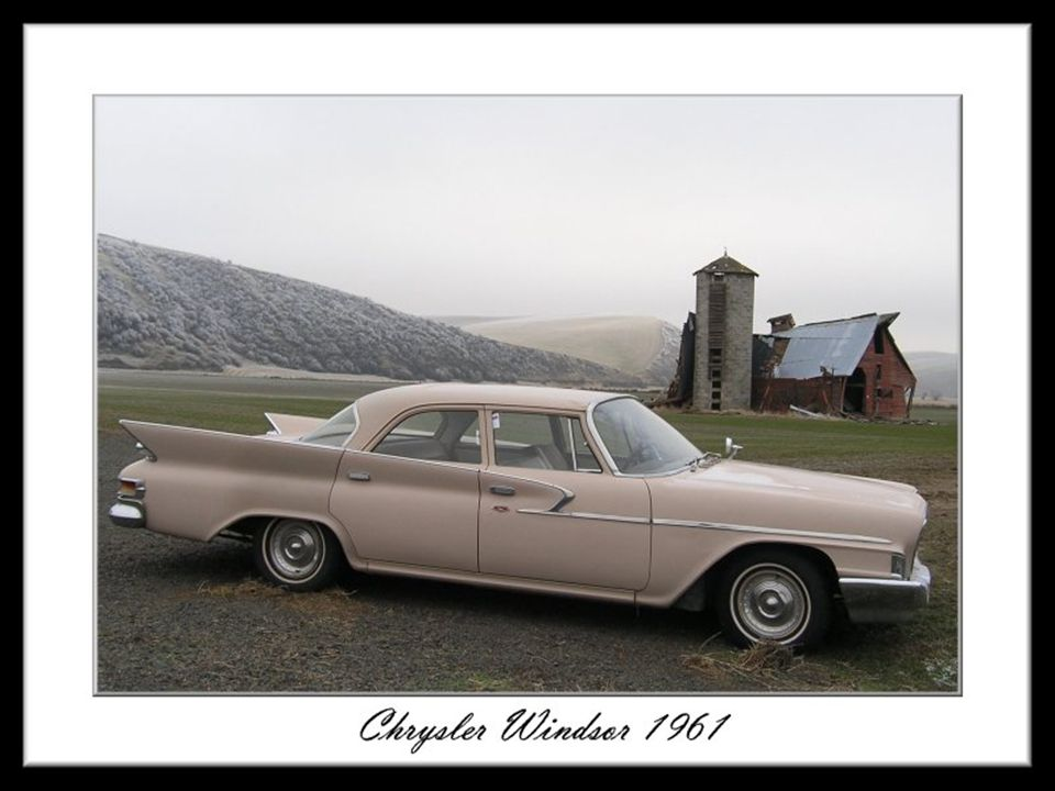 Classic American cars of the 60 Deel 1