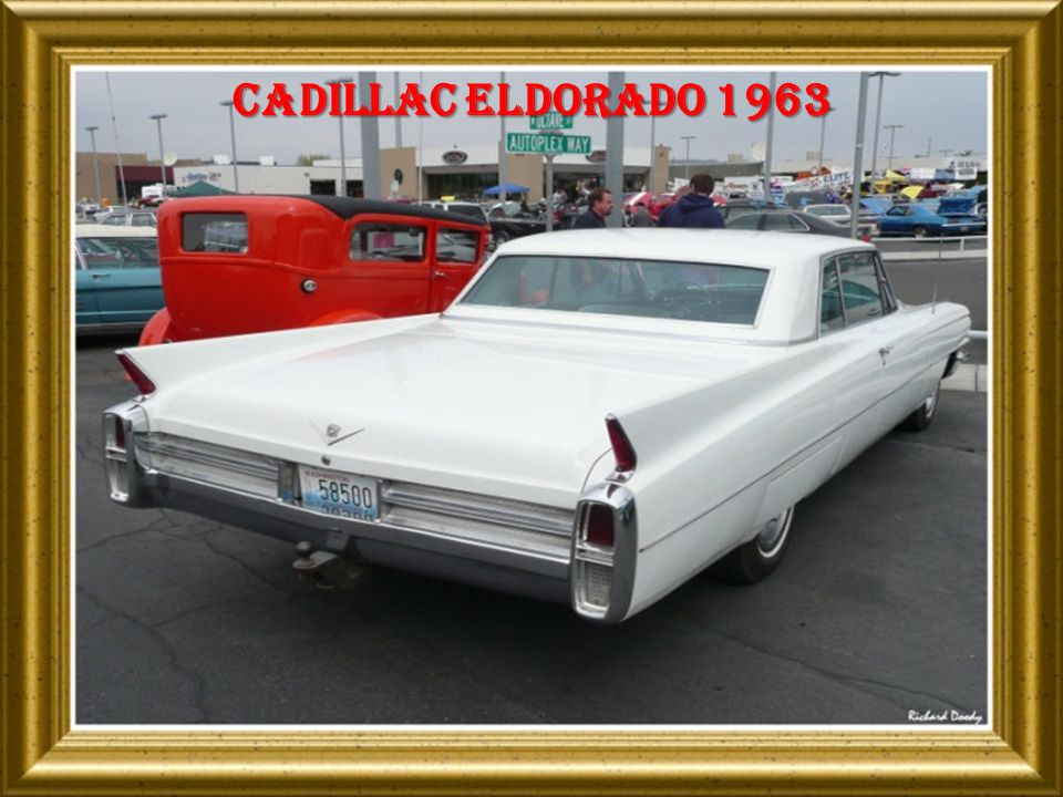 Cadillac coupe de ville 1965