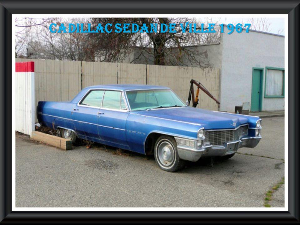 Cadillac sedan de ville 1967