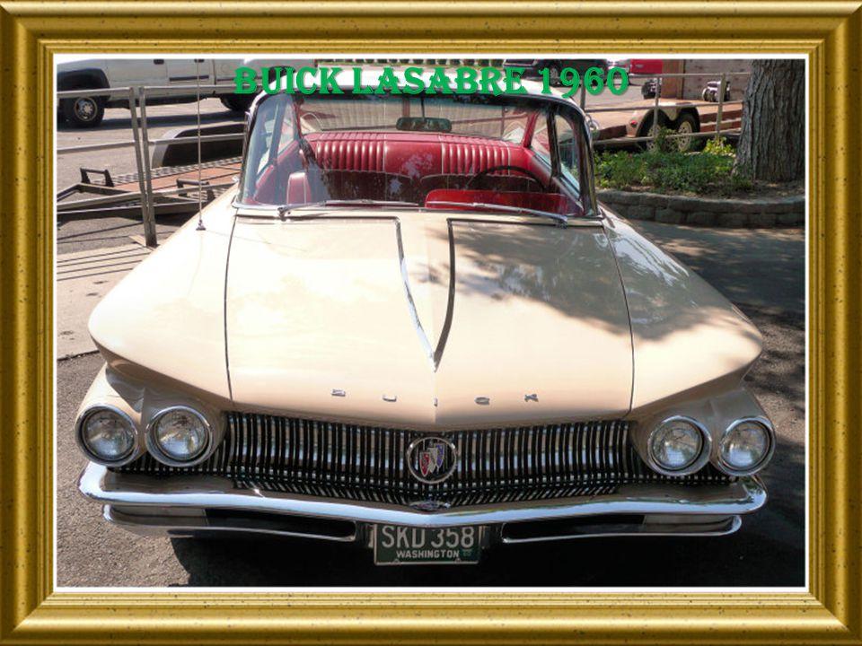 Buick lasabre 1960