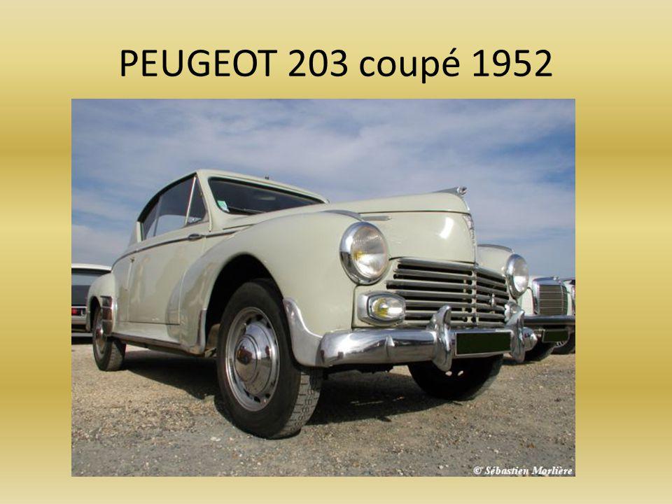 Citroën 16 Six 1951