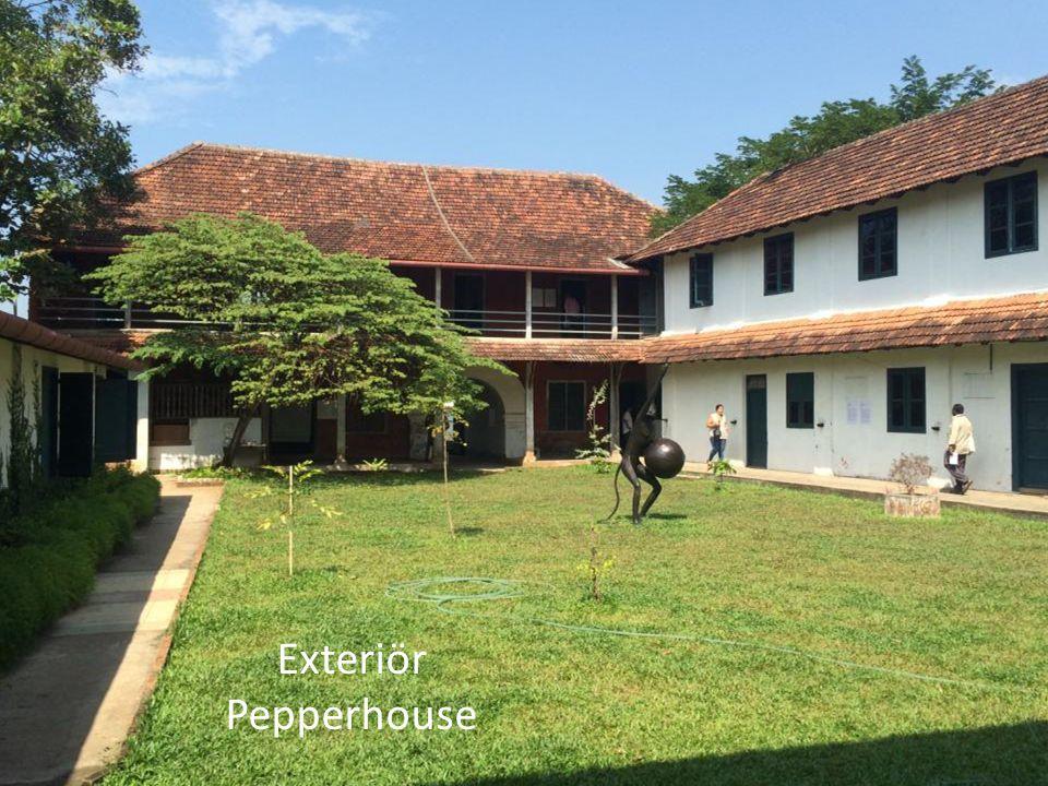 Exteriör Pepperhouse