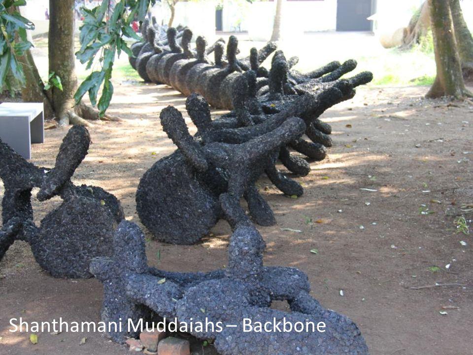 Shanthamani Muddaiahs – Backbone