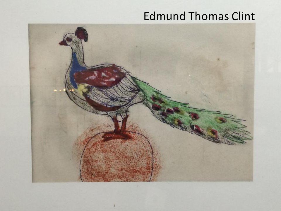dd Edmund Thomas Clint
