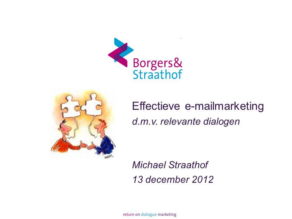strategy optimize interim return on dialogue marketing