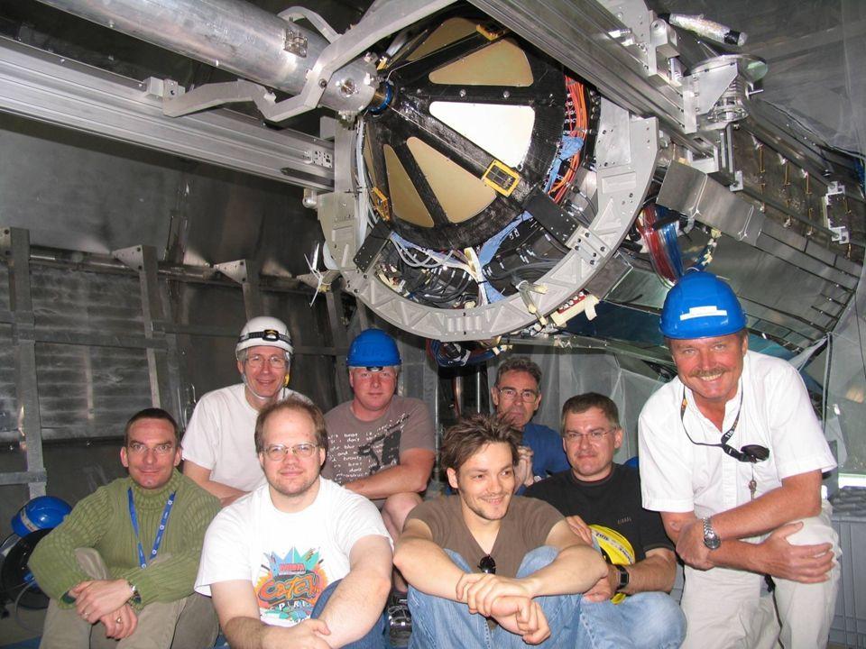 Danish Teachers, CERN, 23 Oct 2007Børge Svane Nielsen, NBI21