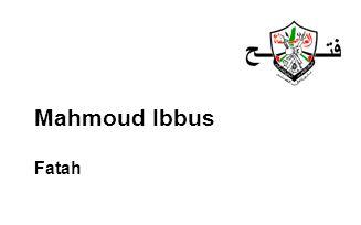 Mahmoud Ibbus Fatah
