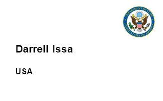 Darrell Issa USA