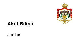 Akel Biltaji Jordan
