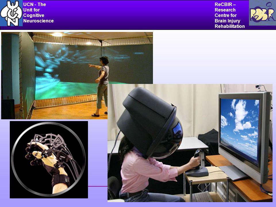 UCN - The Unit for Cognitive Neuroscience ReCBIR – Research Centre for Brain Injury Rehabilitation 87