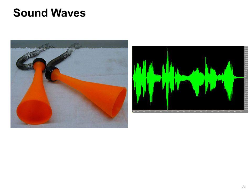39 Sound Waves