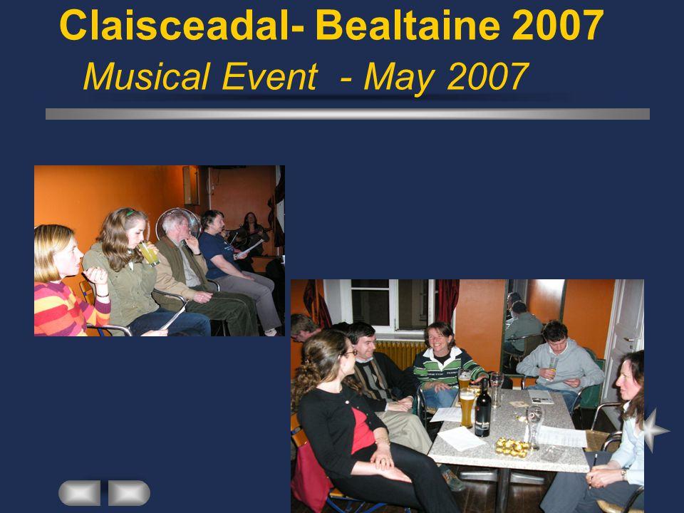 Léacht Poiblí Alan Titley 2007 Alan Titley's Public Lecture 2007