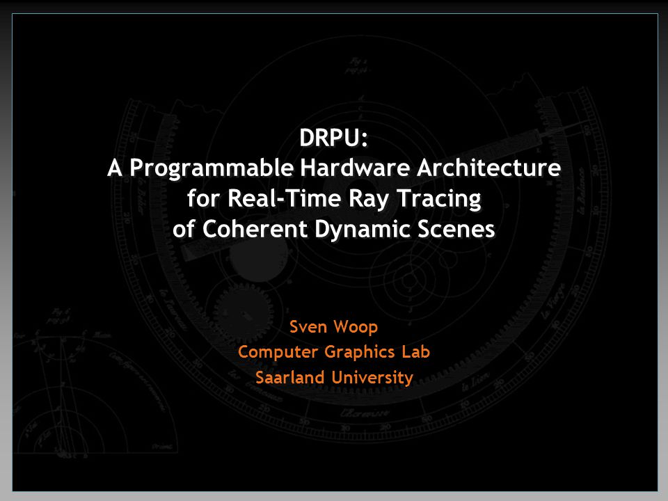 Hardware Description Problem Most hardware description languages operate on a low abstraction level (e.g.