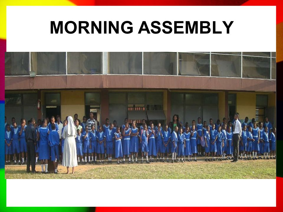 STUDENTS IN VARIOUS CLASSES