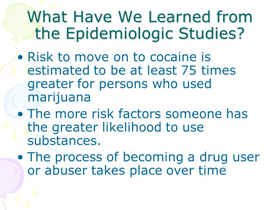What Have We Learned from the Epidemiologic Studies.