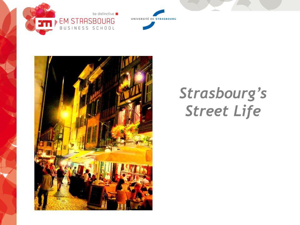Strasbourg's Street Life
