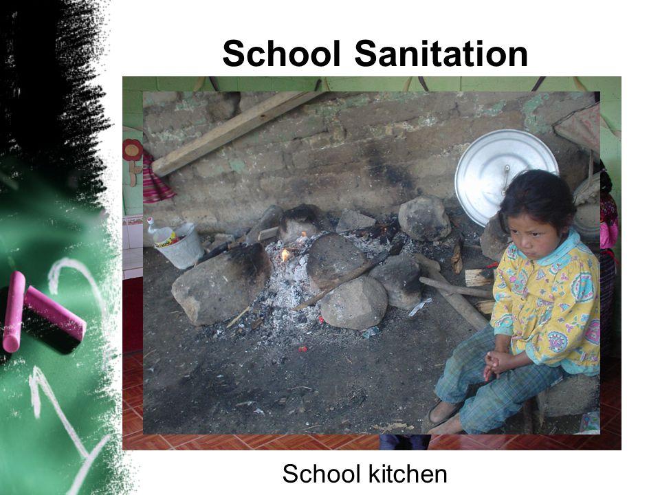 School septic tanks School Sanitation Water tanks