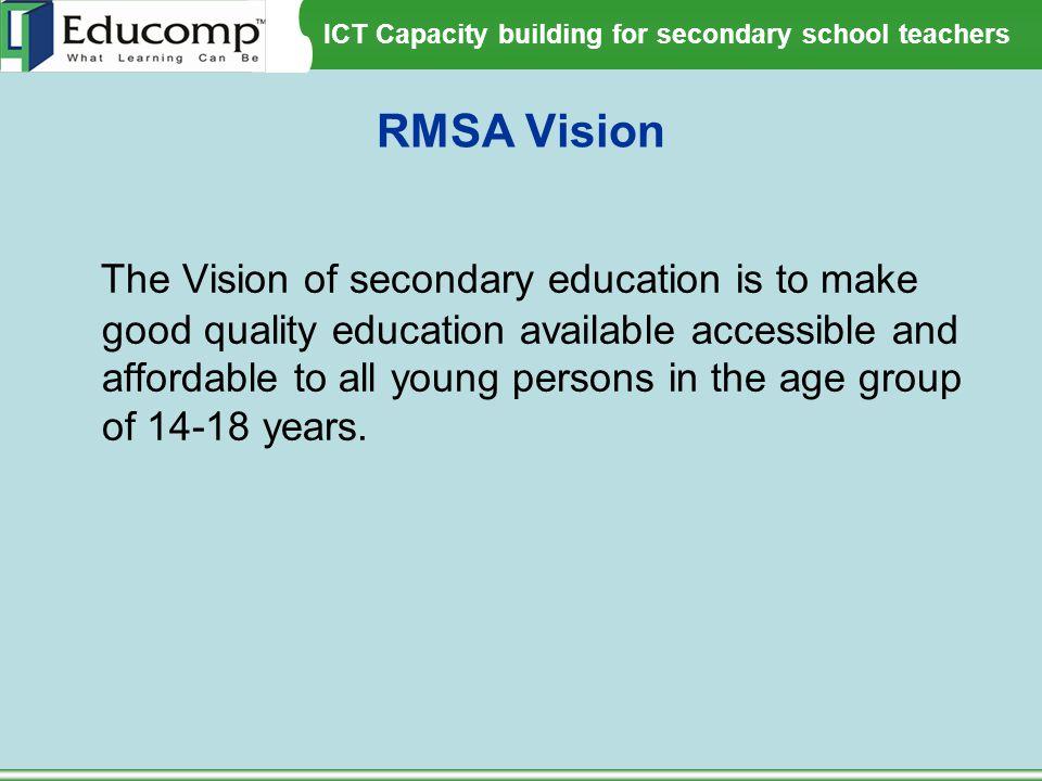 "Presentation ""ICT Capacity building for secondary school teachers ..."