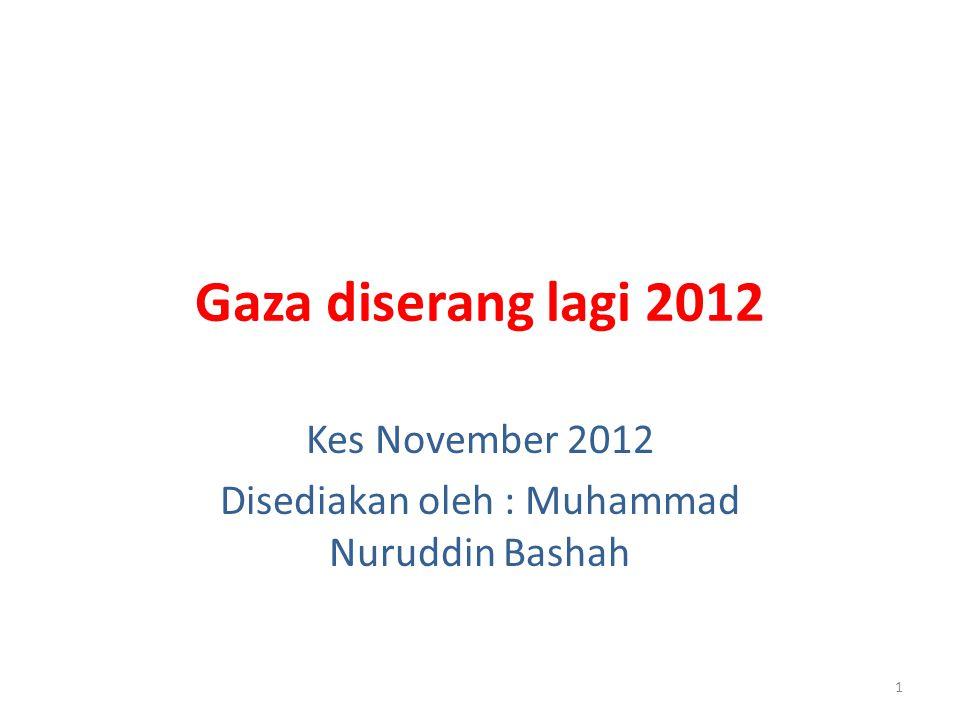 23:03 – Beberapa jam telah berlalu dari serangan brutal Israel ke Gaza akan tetapi Arab tetap bungkam.