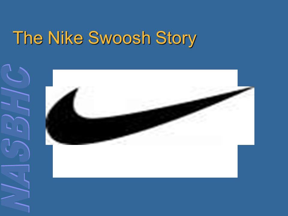 The Nike Swoosh Story