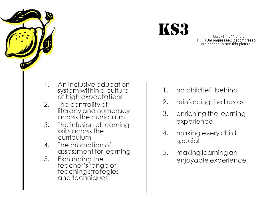 KS3 IMPACT! BACK TO STRATEGY BASICS