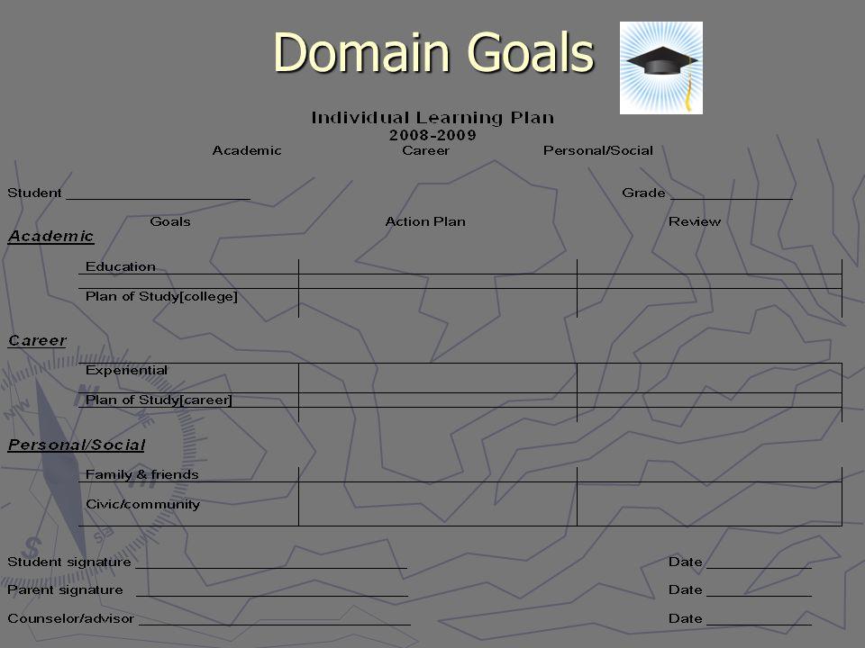 Domain Goals
